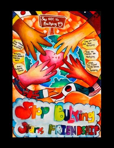 Stop Bullying 2013 Juara Ke 4 Saksi Nya